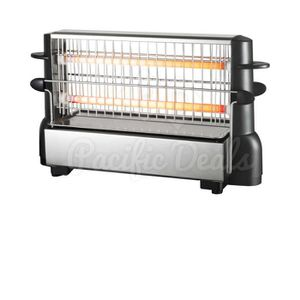 silvano grille pain toaster verticale vt 301 achat. Black Bedroom Furniture Sets. Home Design Ideas