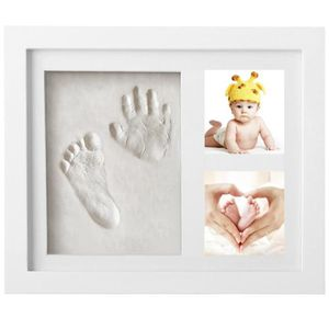 Bébé Souvenir Main Impression /& Foot Print photo Fame-Choisir Design