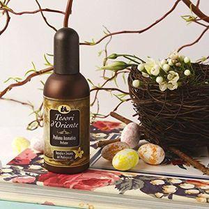 COFFRET CADEAU PARFUM Tesori Oriente Parfum vanille et gingembre 100 ml