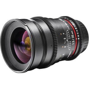 OBJECTIF Walimex Pro Objectif grand angle 35 mm T1.5 VDSLR