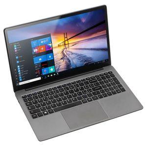 """Vente PC Portable Ordinateur Portable-Winnovo KenBook-15.6"""" FHD IPS Écran-Intel Celeron-6 Go RAM-1 To Stockage-Windows 10-Soutenir SSD Extension-Gris pas cher"""