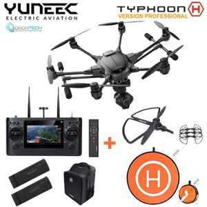 DRONE YUNEEC DRONE TYPHOON H PRO RTF Sac à dos Backpack