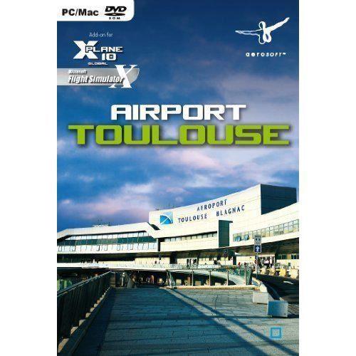 Airport Toulouse (X-Plane X) Jeu PC