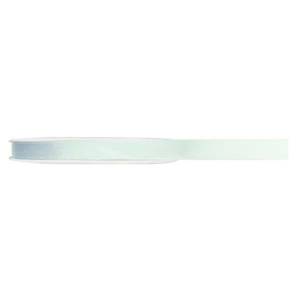RUBAN SATIN DOUBLE FACE 15MM - BLANC Blanc