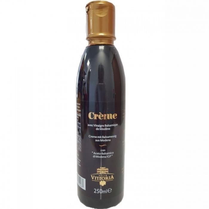 Crème de vinaigre balsamique - Villa Vittoria - bouteille 250ml