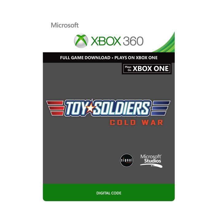 Toy Soldiers : Cold War Jeu Xbox 360 à télécharger