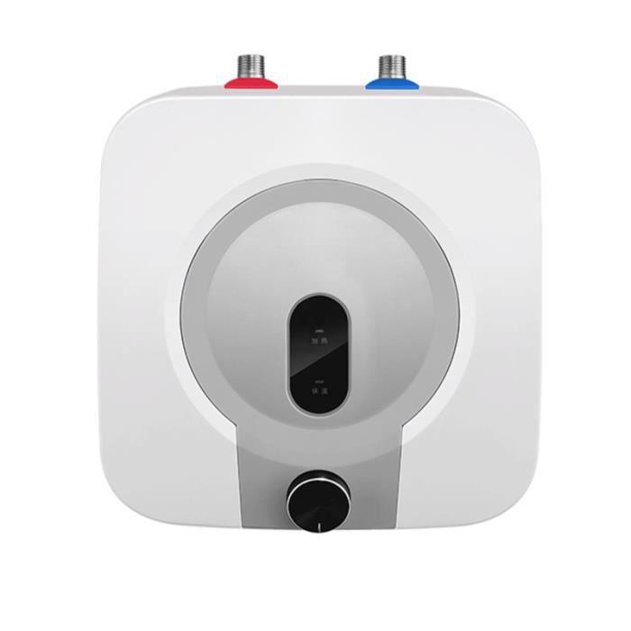 1pc Pratique 10L 1500W Chauffe-eau électrique instantané chauffe-eau genie thermique - climatique - chauffage