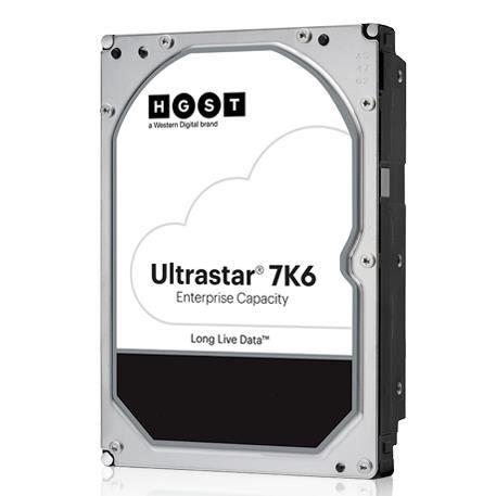 Western Digital Disque dur Hgst Ultrastar Dc Hc310 Hus726t4tala6l4 3.5