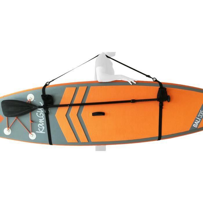 Kangui - Sangle de portage pour stand up paddle