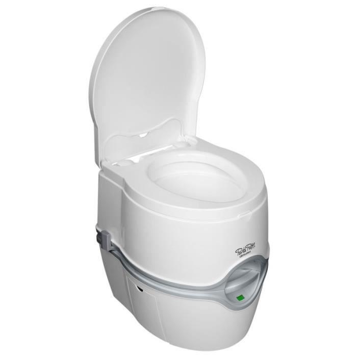 Wc chimique portable Porta Potti Excellence blanc THETFORD