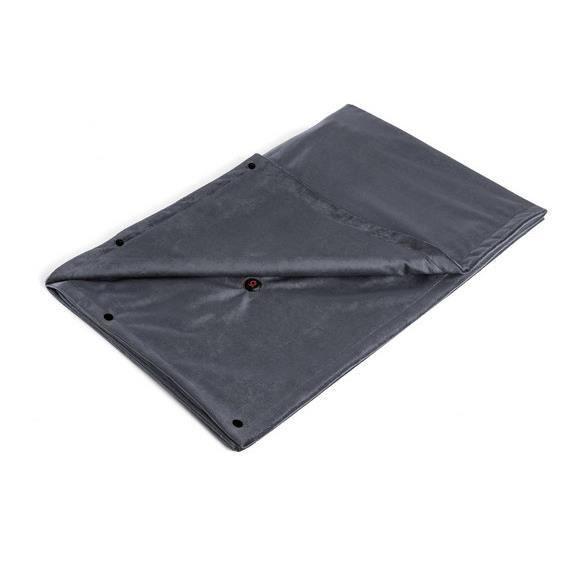 COUSSIN CHAUFFANT Astoria AD 700A, 1200 mm, 1200 mm, Microfibre, Lav
