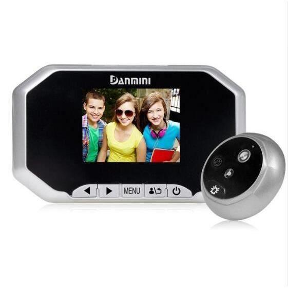 SONNETTE - CARILLON DANMINI 3.0 pouce TFT LCD Écran de Vision Nocturne