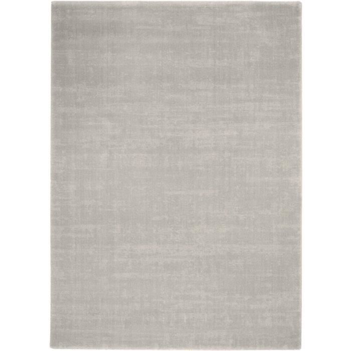 benuta tapis opus cosiness taupe 200x290 cm achat vente tapis cdiscount. Black Bedroom Furniture Sets. Home Design Ideas