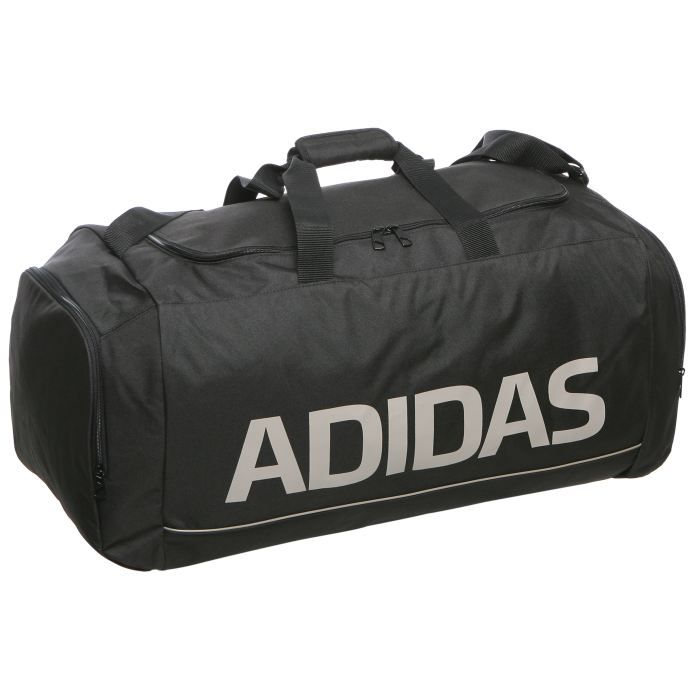 adidas sac de sport noir achat vente sac de sport. Black Bedroom Furniture Sets. Home Design Ideas