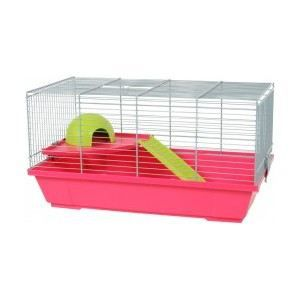 zolux cage hamster cachou rose achat vente cage zolux. Black Bedroom Furniture Sets. Home Design Ideas