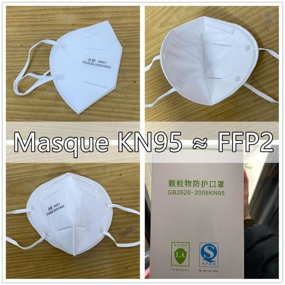 masque buccal ffp2