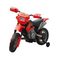 mini moto cross pour enfant lectrique jeux jouets 0102008 achat vente moto scooter. Black Bedroom Furniture Sets. Home Design Ideas