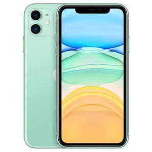 SMARTPHONE iPhone 11 64 Go Vert Reconditionné - Comme Neuf