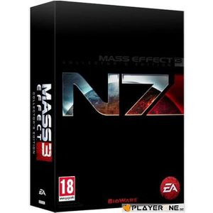 JEU PS3 Mass Effect 3 COLLECTOR EDITION : Playstation 3 ,