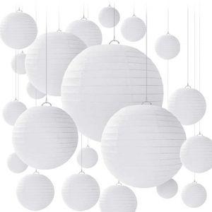 LANTERNE FANTAISIE Bougeoirs BENECREAT 28PCS 4 Tailles de lanternes e