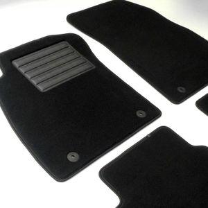 Gommées Tapis Baignoire pour Mini One D 3 f56 hayon hatchback 3-PORTE 2014