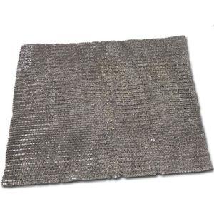 FILTRE POUR HOTTE Filtre métallique universel à découper 570X470x5 m