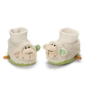 PELUCHE Great Gizmos Chaussures De Bébé Agneau En Peluche