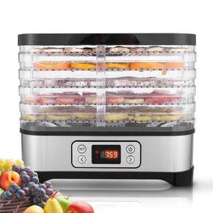 DÉSHYDRATEUR Machine de déshydrateur alimentaire fruits 5 Tiers