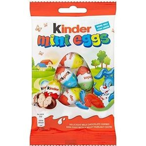 CONFISERIE DE CHOCOLAT Kinder Mini Eggs 250g