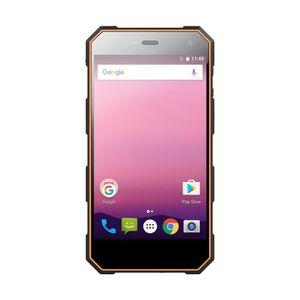 Téléphone portable Nomu S10 Pro IP68 Smartphone 4G Écran 5.0 pouces H