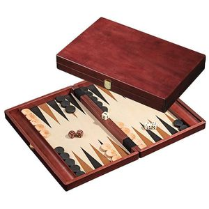 JEU SOCIÉTÉ - PLATEAU Philos Backgammon Kos medium
