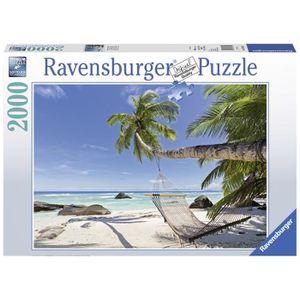 PUZZLE Ravensburger Puzzle 16699Hamac sur la Plage