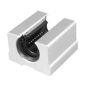 Faites glisser bague unit/é sourcingmap/® SC20UU 20mm Diam/ètre int/érieur roulement /à billes lin/éaire