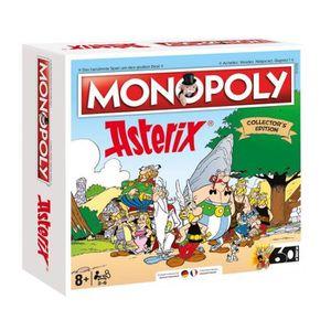 JEU SOCIÉTÉ - PLATEAU Monopoly Astérix Et Obélix Jeu De Société ÉditionC