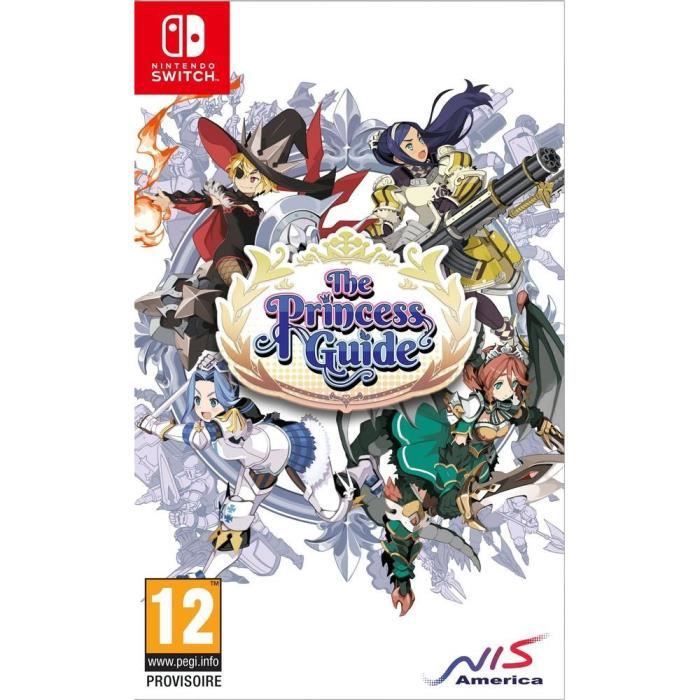 JEU NINTENDO SWITCH The Princess Guide Jeu Switch