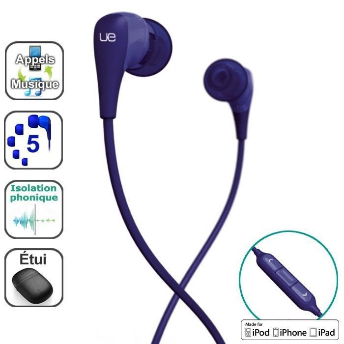 Logitech Ultimate Ears 200vi Blue