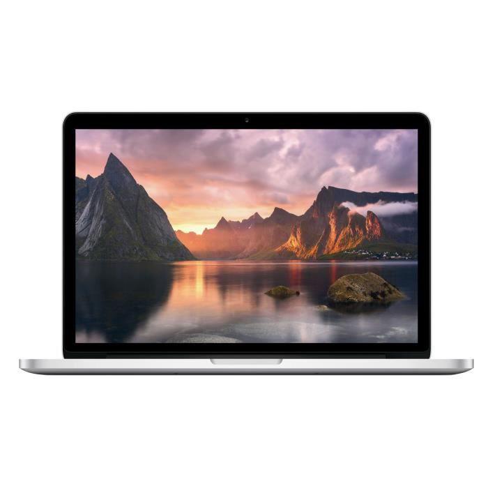 Apple MacBook Pro A1502 (ME864LL/A - Retina fin 2013) 13.3-...