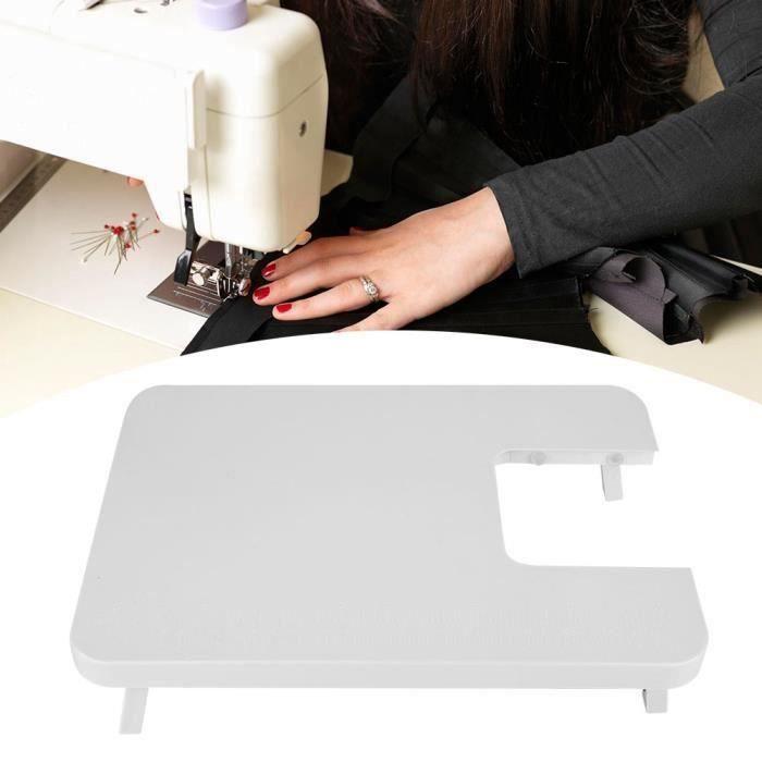 Mini machine à coudre de bureau conseil d\'extension de table d\'extension en plastique d\'ABS-LAT