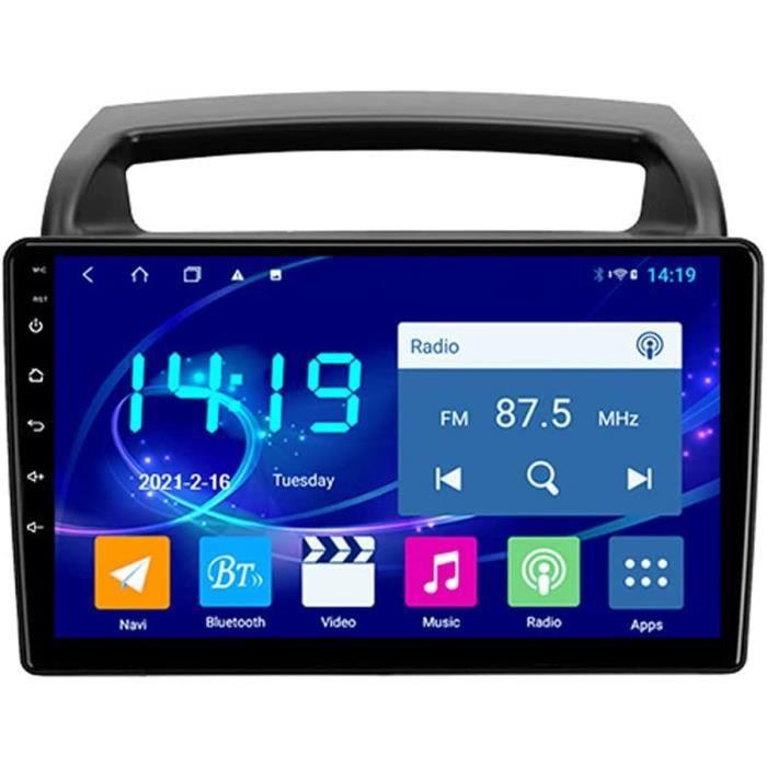 Autoradio Multimédia Bluetooth Mains Libres, pour Kia Carnival 2006-2014 Récepteur Radio Voiture Soutien Carplay-FM-USB-1080P V 663