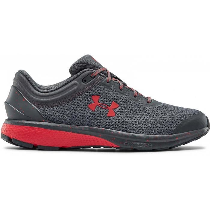Under Armour Charged Escape 3 Hommes Chaussures running gris