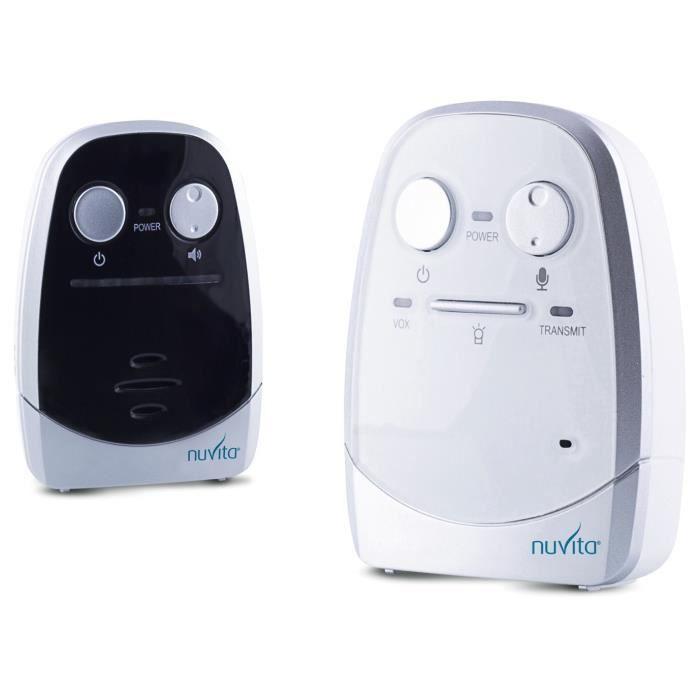 NUVITA Babyphone bébé audio numérique