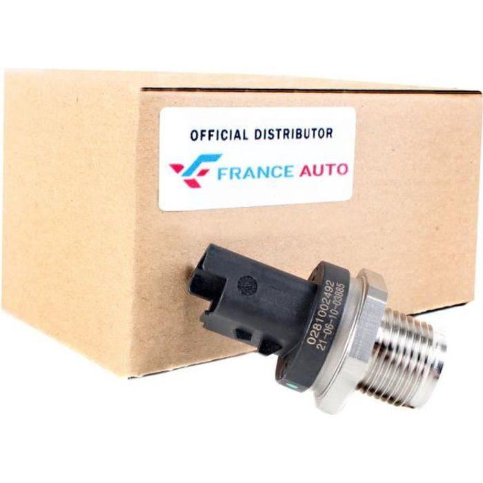 Capteur Pression de Carburant de Rampe d'Injection Citroen Xsara Peugeot 206 307 1.4 HDI 0281002492 0281006350 1920FK