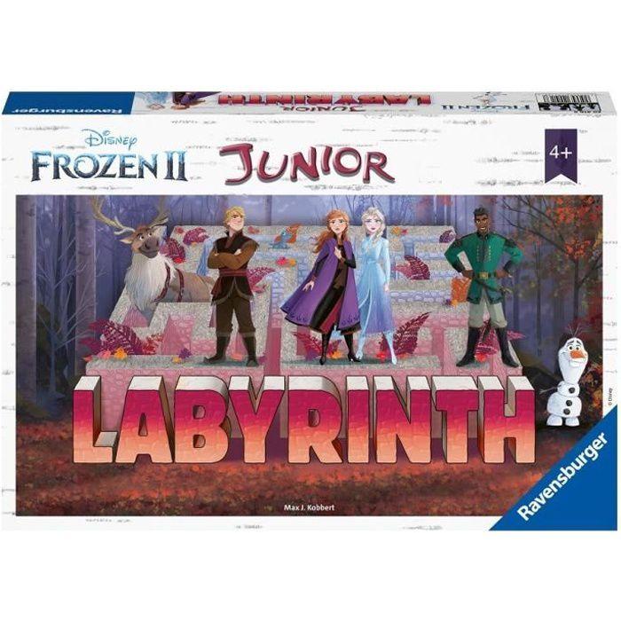 Labyrinthe Junior Disney La Reine des Neiges 2