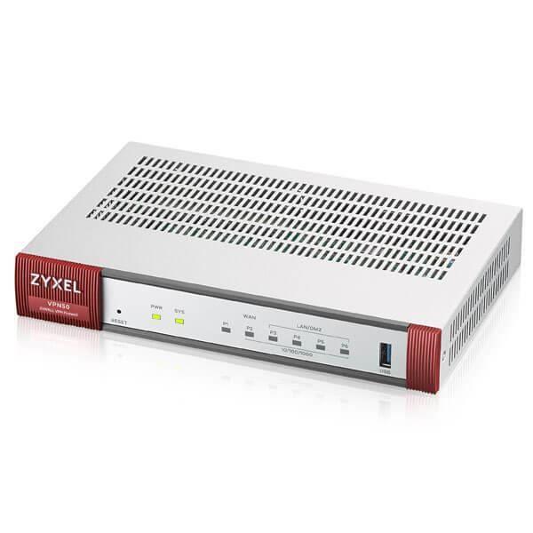 Zyxel Contrôleur Wi Fi jusqu'à 36 Ap 20 utilisateurs Management de 4 Ap inclus Firewall