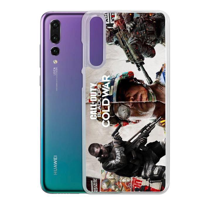 Coque pour Huawei P20 Lite - Call Of Duty Black Op