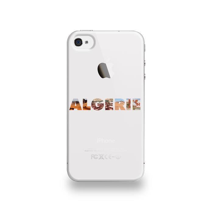 Coque Samsung Galaxy J3 2017 Silicone motif Algéri