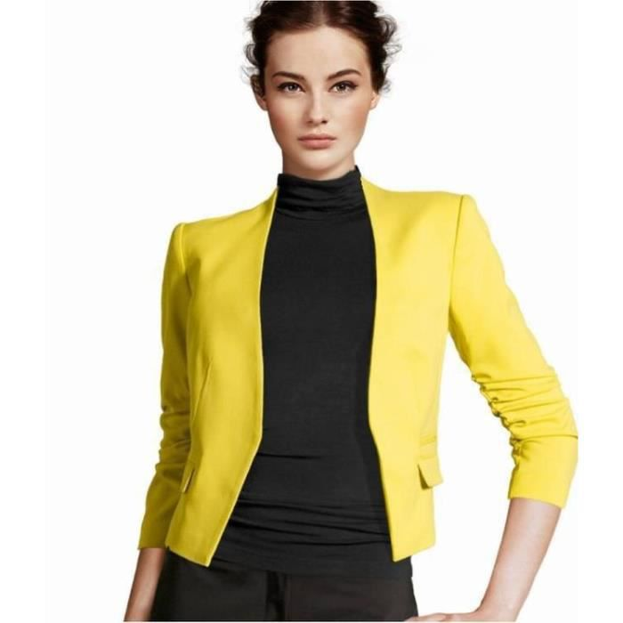 blazer femme. Black Bedroom Furniture Sets. Home Design Ideas