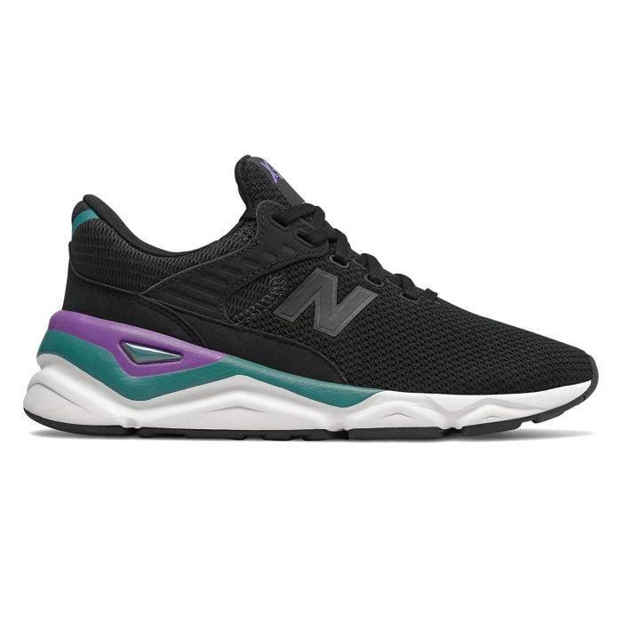baskets femme new balance noir