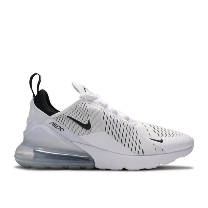 Baskets NIKE Air Max 270 Blanc Chaussures de Running Homme