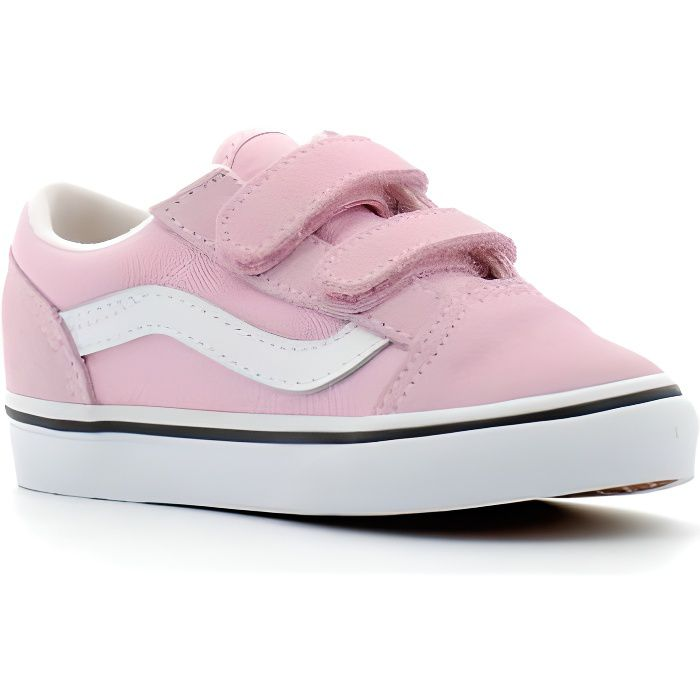 vans enfant scratch